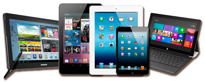 2012 Top 5 Tablets