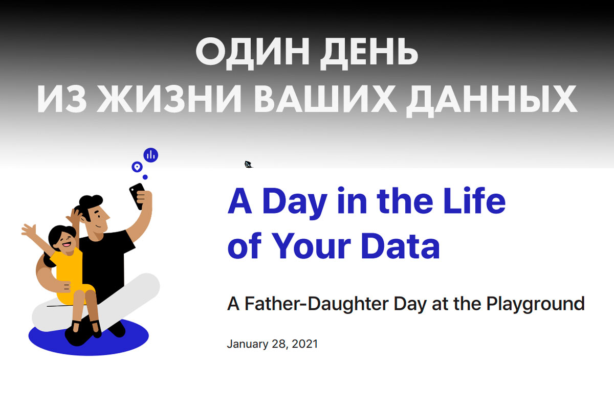 apple day life your data