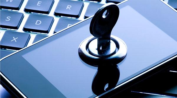 Защита от взлома телефона
