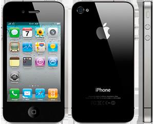 iPhone 4 черный