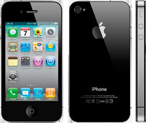 iPhone 4S черный