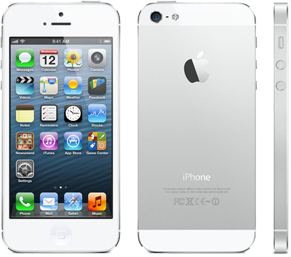 iPhone 5 белый